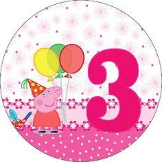 Invitacion Peppa Pig, Cumple Peppa Pig, Peppa Pig Birthday Decorations, Peppa Pig Birthday Cake, Pig Party, 3rd Birthday Parties, Birthdays, Kids Rugs, Cards