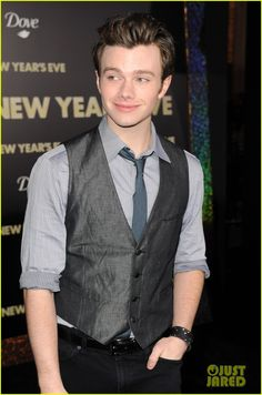 Chris Colfer who play Kurt Hummel the flamboyant,talented,gorgeous,and lovable character on Glee is also  an author of the children's book  Land of Stories  and a writer of the movie in which he starred , Struck by Lightning. Chris sold Struck by Lightning to Tribeca Films ,Robert DeNiro and Jane Rosenthal's company.