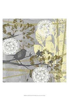 Serene Bird & Branch II Poster Print by Jennifer Goldberg... https://www.amazon.com/dp/B015FEL612/ref=cm_sw_r_pi_dp_x_u03oyb7G5TV6B