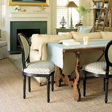 coastal living room design ideas - Google Search ~ idea for furniture placement living room.