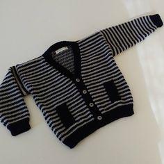 Bertie Baby Cardigan Knitting pattern by Buzybee