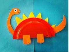 Dinosaur craft idea for kids | Crafts and Worksheets for Preschool,Toddler and Kindergarten