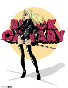 Black Canary by AberrationStudio