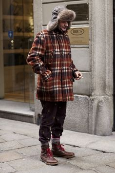 On the Street…..Plaid Homme, Milan « The Sartorialist