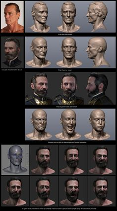 The Monthly 'Newb' CHARACTER Challenge of Feb 2014 - Page 9 - Polycount Forum