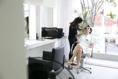 dia da noiva, meu making of, casamento, salão de beleza, cabelo, maquiagem, massagem, relaxante, bruna dalcin, comprando meu apê, studio nerci