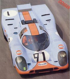 Richard Attwood - Porsche 917K - John Wyer Automotive Engineering Ltd. - Six-Hours and The Can-Am, The Glen - Can-Am Watkins Glen - 1971 Canadian-American Challenge Cup, round 4