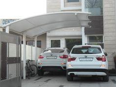 Luxury car ports