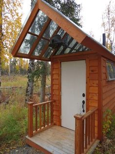Outhouses Design Ideas, Pictures, Remodel and Decor