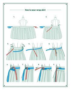 Women's Wrap Skirt Hanbok Korean Vintage Party Maxi Midi | Etsy Skirt Patterns Sewing, Clothing Patterns, Wrap Skirt Patterns, Womens Skirt Pattern, Long Dress Patterns, Skirt Sewing, Blanket Patterns, Crochet Patterns, Diy Clothing