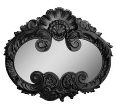Bat Mirror-  Abby - I thought Steve would like this!!!! lol