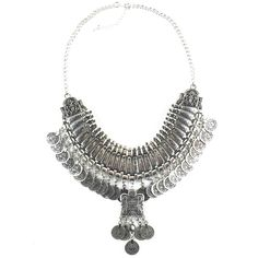 5 Silver necklaces To Make This Amazing Look ALL Here