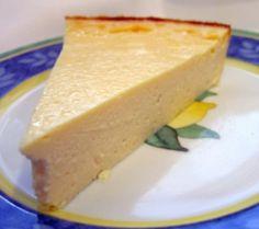 Cheesecake zonder deeg