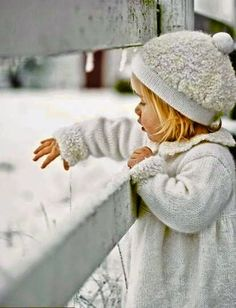 So Sweet - Winter Photography