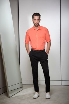 Elie Tahari Spring 2013 Menswear Collection