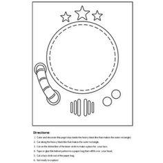 astronaut Hat Printable   Astronaut S Helmet clip art ...