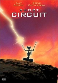 1986   Short Circuit...love me some 80s movies Took my parents to see this movie and my wonderful Stepdad Loved it.  Good Memory