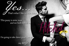 Hitched: Volume One by Kendall Ryan <3 - Noah & Olívia.