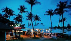 Trapizza beach dining sentosa affordable romantic singapore restaurant