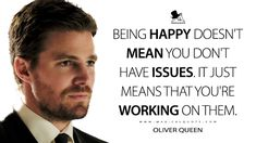 The Flash Quotes, Quotes And Notes, Arrow Quote, Arrow Cw, Tv Show Quotes, Movie Quotes, Most Famous Quotes, Greatest Quotes, Oliver Queen Arrow