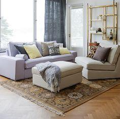 super comfy seating arrangement