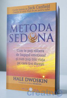 Metoda Sedona - Cum te poți elibera de bagajul emoțional și cum poți trăi viața pe care ți-o dorești Books, Information Technology, Author, Libros, Book, Book Illustrations, Libri