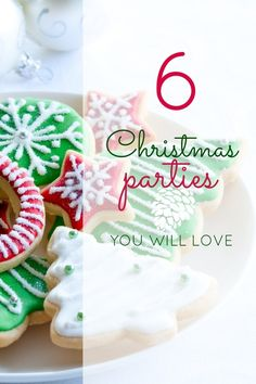 6 Christmas Parties You Will Love