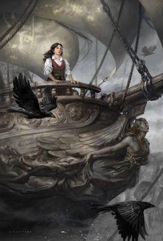 Maria pirate hardcore, Hard sex orgy
