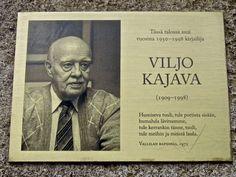 Hän asui täällä: Viljo Kajava Helsinki, Cover, Frame, Books, Home Decor, Art, Picture Frame, Art Background, Libros