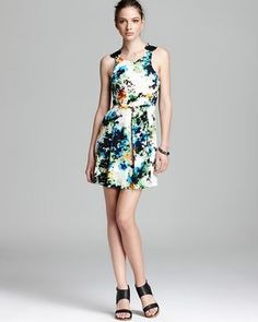 Madison Marcus Dress - Captivate Floral Print on shopstyle.com