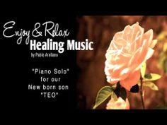 "Beautiful Long Time Relaxing Music for ""TEO"" -  PIANO SOLO"