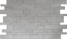 Tegelrijk Online Tegels | Vloertegels, Wandtegels & Mozaïektegels - Rondine Basaltina Grigio Muretto Grijs Interlock | rondine | basaltina | grigio | muretto | grijs | interlock