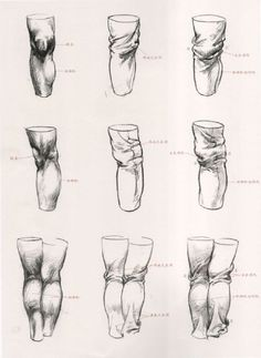 # Painting Reference # How to behave in the human body structure drapery…