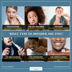 What type of brusher are you?