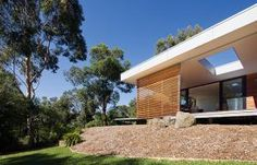 Mt Eliza Residence - Incorporating Eaves and Decks