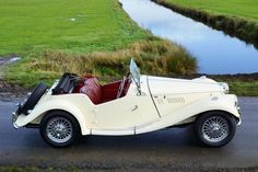 MG TF   Classic Cars Friesland