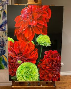 Paula White, Fall Shows, Paintings, Floral, Flowers, Art, Art Background, Paint, Painting Art