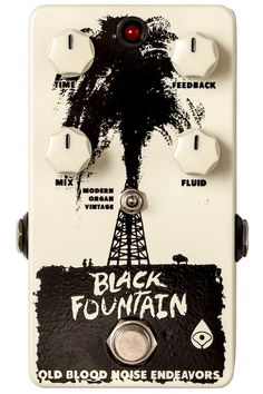 Old Blood Noise Endeavors Black Fountain Delay (WANT)