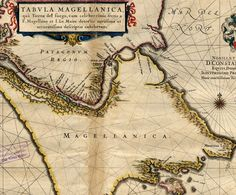 Un Carta de Magallanes por la ruta de Tierra del Fuego