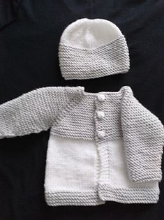 Ravelry: Babbity Baby Jacket pattern by marianna mel