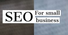 A basic guide to Small business SEO and how to keep the cost low when on a budget. Search Engine Marketing, Word Out, Art Crafts, Small Businesses, Seo, Budgeting, Promotion, Metal, Craft