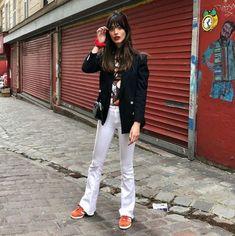 Louise Follain x Reiko Louise Follain, Flare, The Beauty Department, You Look Like, Foto E Video, Parisian, Womens Fashion, Fashion Trends, Instagram