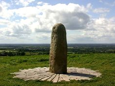 Hill of Tara, in County Meath.