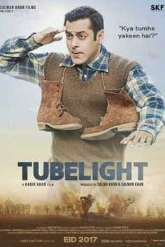 Tubelight is an upcoming Indian historical war dram film written, and directed by Kabir Khan. The film is produced by Salman Khan and Kabir Khan. It stars Salman Khan in the lead role who plays a man from India. Salman Khan, Streaming Vf, Streaming Movies, Upcoming Movies, New Movies, 2017 Movies, Movies Point, Watch Movies, Movies Box