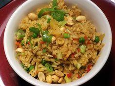 Vegan Thai Pineapple Fried Rice