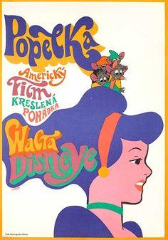 Posteritati - Cinderella 1970 Czech Republic A3 (12x17)