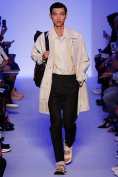 Louis Vuitton Spring 2016 Menswear Fashion Show: Complete Collection - Style.com