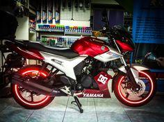 Red Hyper Spectrum Motorcycle Rim Stickers!  World's first conformable rim tapes! Brightest in the world!  www.hyperspectrum.net #HyperSpectrum #Hyper #Spectrum #Reflective #RimTape #Tron #Motorcycle #Car #Bicycle #Kawasaki #Suzuki #Yamaha #Ducati #HarleyDavidson #BMW #KTM #Aprilia #InstaBike #InstaMoto #Bikestagram #BikersLifestyle #MotorcyclePorn #Biker #Racing #RideSafe