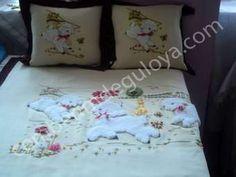 Bebek Yatak Örtüsü - Bebek Battaniyeleri