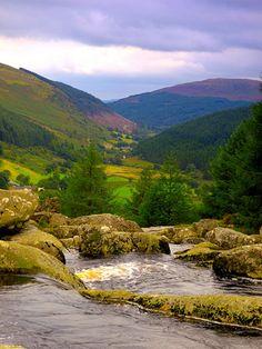 Wicklow Mountains ~ Ireland